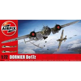 Airfix AIRFI DO17Z 1:72