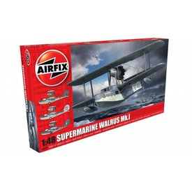 Airfix AIRFI WALRUS MKI SUPERMARINE 1:48 NEW 2017