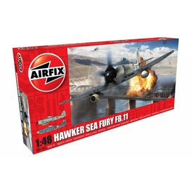 Airfix AIRFI Sea Fury FB.II 1:48 new 2018