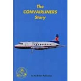 Convairliners Story: Air Britain hardcover