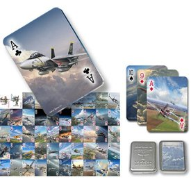 Labusch Skywear PLAYING CARDS LEGENDS OF THE SKY