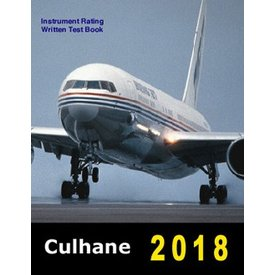 Culhane IFR Written Test Book 2018