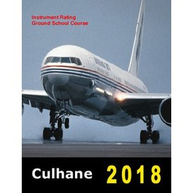 Culhane IFR Ground School 2018