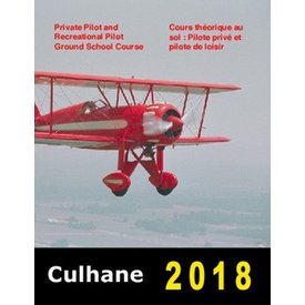 Culhane Private & Rec Ground School 2018