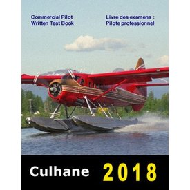 Culhane Commercial Pilot Written Test Book 2018