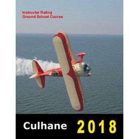 Culhane Instructor Ground School 2018