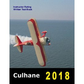 Culhane Instructor Written Test Book 2018