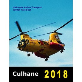 Culhane Helicopter ATP Written Test Book 2018