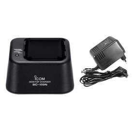 Icom Charger BC119N (For A Series W/Adapter)