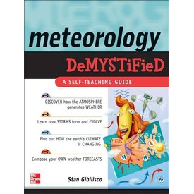 McGraw-Hill Meteorology Demystified: Self Teaching Guide softcover
