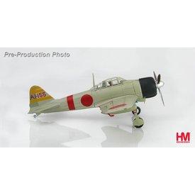 Hobby Master A6M2B Zero Pearl Harbor First Wave Akagi AI155 1941 1:48