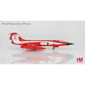 Hobby Master CF104 Starfighter 421 Red Indian Squadron Coke Bottle livery 104868 1:72