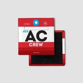 Airportag AC Magnet
