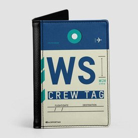Airportag WS Passport Cover