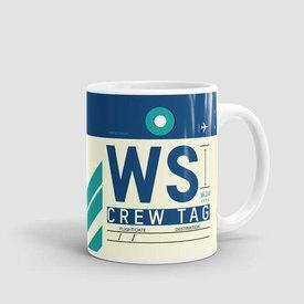 Airportag WS Mug