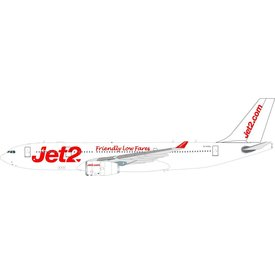 InFlight A330-200 Jet2 G-VYGL 1:200 with stand