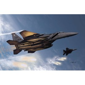 Academy ACDMY F15E 333rd Fighter Squadron 1:72 New