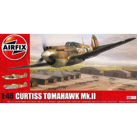 Airfix AIRFI Curtiss Tomahawk MK.IIB 1:48