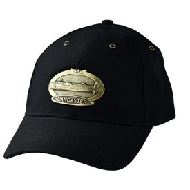 Labusch Skywear CAP BRASS LANCASTER BLACK LAB