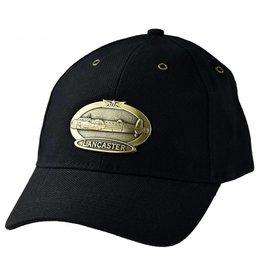 Labusch Skywear CAP BRASS LANCASTER BLACK LAB