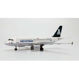 AeroClassics A319 Mexicana N750MX 1:400