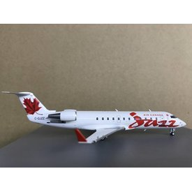 HYJL Wings CRJ200 Air Canada Jazz old livery red maple leaf C-GJZZ 1:200
