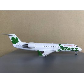 HYJL Wings CRJ200 Air Canada Jazz old livery green maple leaf C-FDJA 1:200