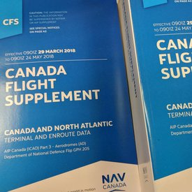 Nav Canada Canada Flight Supplement  (CFS)