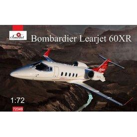 AMODEL AMODE Bombardier Learjet 60XR 1:72