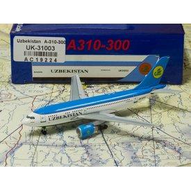 AeroClassics A310-300 Uzbekistan UK31003 1:400