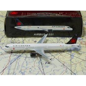 AeroClassics A321 Air Canada New livery 2017 C-GJWI 1:400
