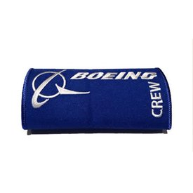 LUGGAGE WRAP BOEING BLUE