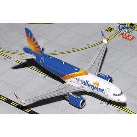 Gemini Jets A319S ALLEGIANT AIR NC16 1:400 (NO REG)