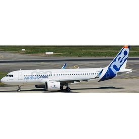 JCWINGS A320neo Airbus House Livery F-WNEO 1:400