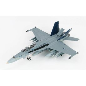 Hobby Master FA18C VFA37 Ragin Bulls USS George Bush CAG 1:72 with stand