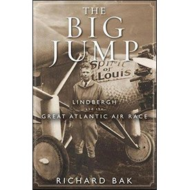 BIG JUMP:LINDBERGH & GREAT ATLANTIC*O/P*