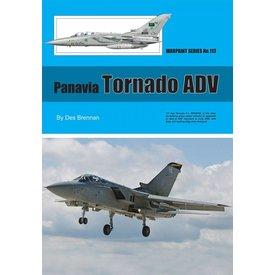 Warpaint Panavia Tornado ADV: WARPAINT #113 softcover