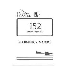 Cessna Cessna Info Man C152 1979