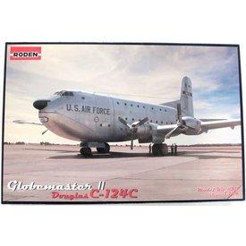 RODEN RODEN C124C GLOBEMASTER II USAF 1:144