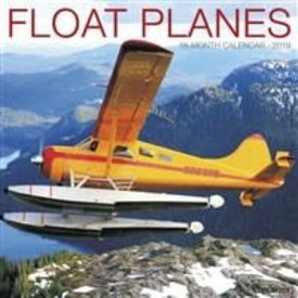 Willow Creek Press Float Planes 18 month Calendar 2019