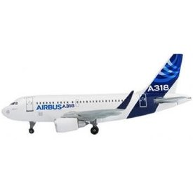 Dragon DRAGON A318 AIRBUS HOUSE SHARKLET 1:400