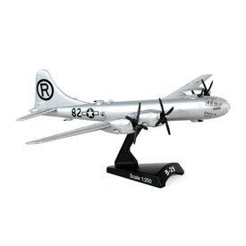 Postage Stamp B29 Superfortress USAAF Enola Gay R 1:200 with stand