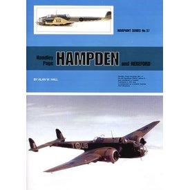 Warpaint Handley Page Hampden: Warpaint #57 Softcover