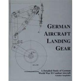 Schiffer Publishing German Aircraft Landing Gear Hardcover (NSI)