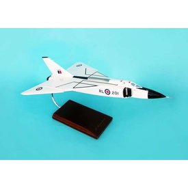 EXECUTIVE SERIES AVRO ARROW 1/48 MAHOGANY MODEL