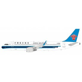 InFlight A320S China Southern Sharklets B-8546 1:200 with stand