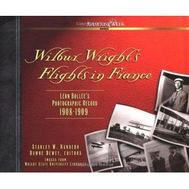 McGraw-Hill WILBUR WRIGHT'S FLIGHTS IN FRANCE