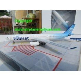 AeroClassics A330-300 Air Transat 30th Anniversary C-GKTS 1:400