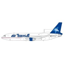 JCWINGS L1011-500 air Transat 1999 Livery C-FTSW 1:200 with stand