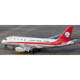 JC Wings A319 Sichuan Airlines B-2298 1:400